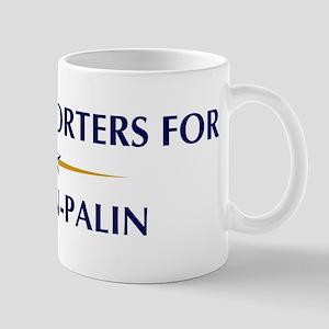 COURT REPORTERS for McCain-Pa Mug