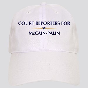 COURT REPORTERS for McCain-Pa Cap