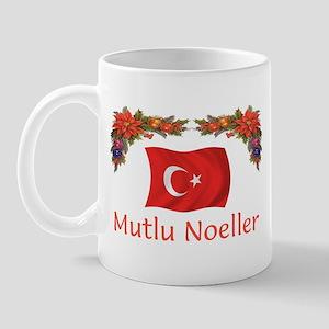 Turkey Mutlu Noeller Mug