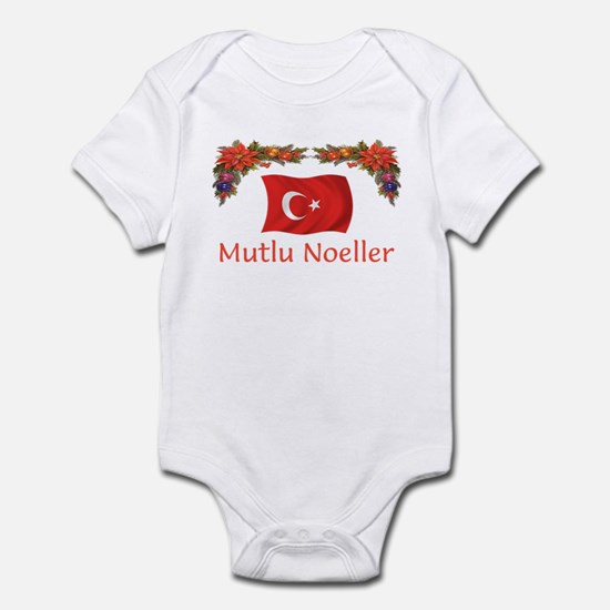Turkey Mutlu Noeller Infant Bodysuit