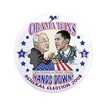 Obama Arm Wrestles McSame 3.5