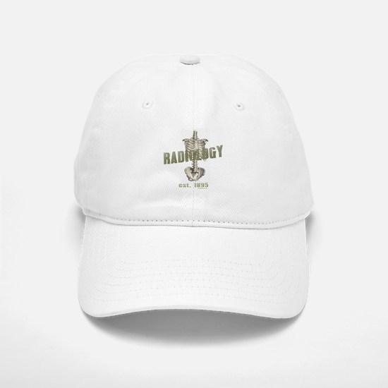 RADIOLOGY Baseball Baseball Cap