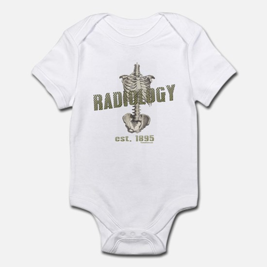 RADIOLOGY Infant Bodysuit