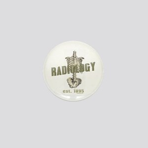 RADIOLOGY Mini Button