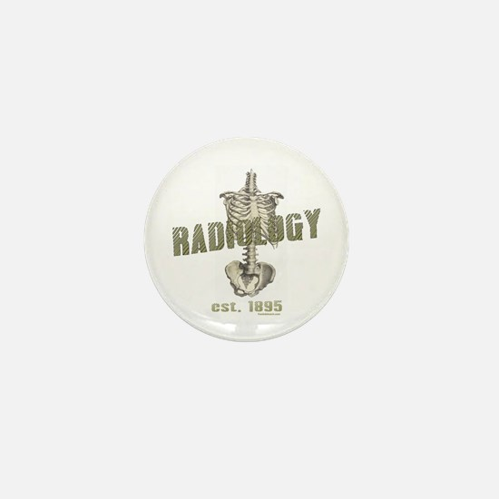 RADIOLOGY Mini Button