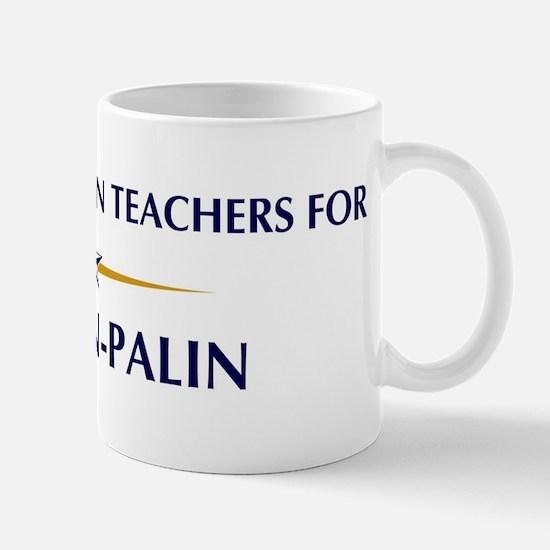 COMMUNICATION TEACHERS for Mc Mug