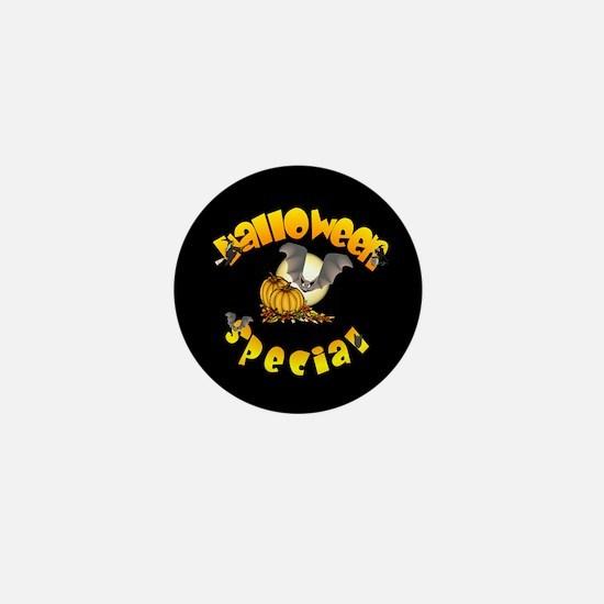 Halloween Special. Mini Button