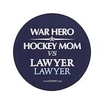 War Hero, Hockey Mom vs Lawyers 3.5