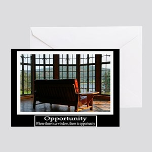 Opportunity Motivational Greeting Cards (Pk of 10)