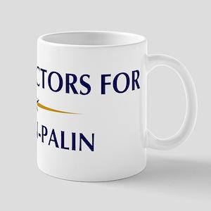 BILL COLLECTORS for McCain-Pa Mug