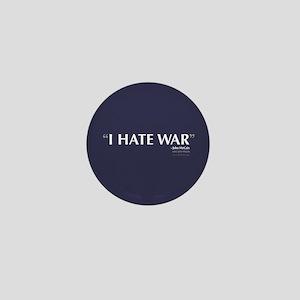 I Hate War Mini Button