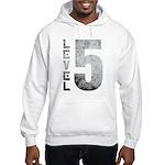 Level 5 Hooded Sweatshirt