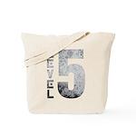 Level 5 Tote Bag