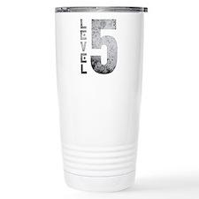 Level 5 Stainless Steel Travel Mug