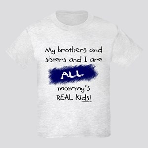 All are real kids Kids Light T-Shirt