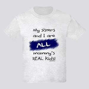 Sisters and I all real kids Kids Light T-Shirt