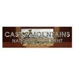 ABH Castle Mountains Sticker (Bumper 50 pk)