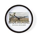 ABH Castle Mountains Wall Clock