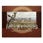 ABH Castle Mountains Small Poster