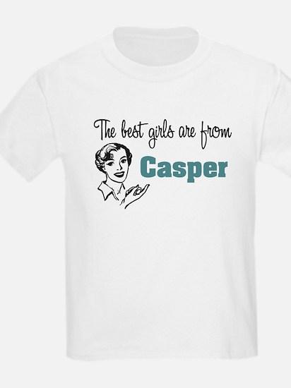 Best Girls Casper Kids T-Shirt