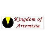 Artemisia Populace Bumper Sticker (50 pk)