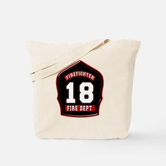 FD18 Tote Bag