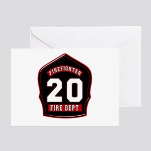 FD20 Greeting Cards (Pk of 10)