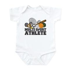 Multi-Sport Athlete Infant Bodysuit