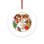 ALICE BY J W SMITH Ornament (Round)