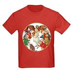 ALICE BY J W SMITH Kids Dark T-Shirt