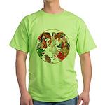 ALICE BY J W SMITH Green T-Shirt