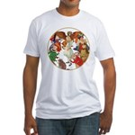 ALICE BY J W SMITH Fitted T-Shirt