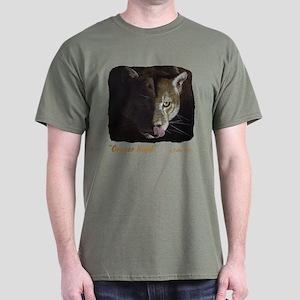 Cougar Night Dark T-Shirt