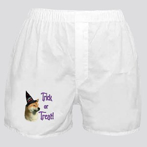 Shiba Trick Boxer Shorts