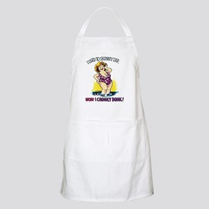 I used to skinny dip BBQ Apron