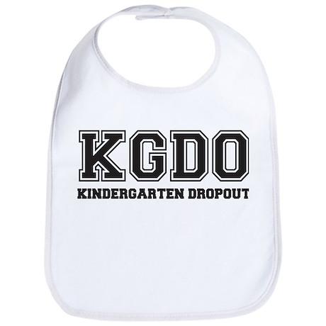 Kindergarten Dropout Bib