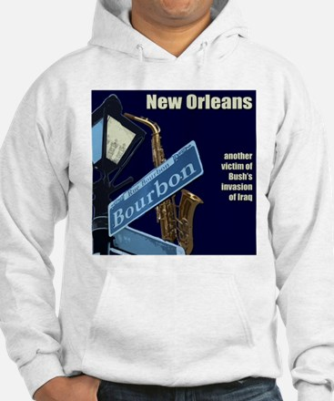 New Orleans - Another Victim Hoodie