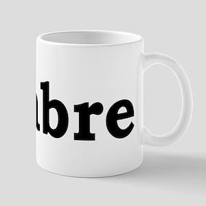 I heart sabre Mug