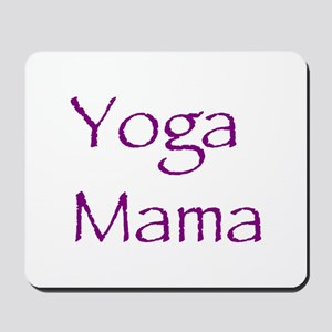 Yoga Mama Mousepad