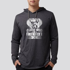 I Am A Firefighter's Son T Long Sleeve T-Shirt