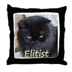 Eastern Elite Throw Pillow