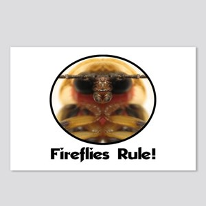 Fireflies Rule! Postcards (Package of 8)
