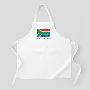 South Africa Flag BBQ Apron