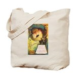 Romantic Halloween Tote Bag