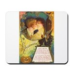 Romantic Halloween Mousepad