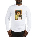 Romantic Halloween Long Sleeve T-Shirt