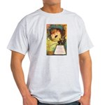 Romantic Halloween Light T-Shirt