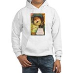 Romantic Halloween Hooded Sweatshirt