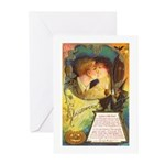 Romantic Halloween Greeting Cards (Pk of 10)