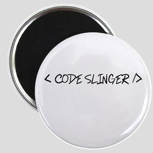 Code Slinger Magnet